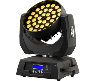 36x15w 4in1 zoom wash moving head led