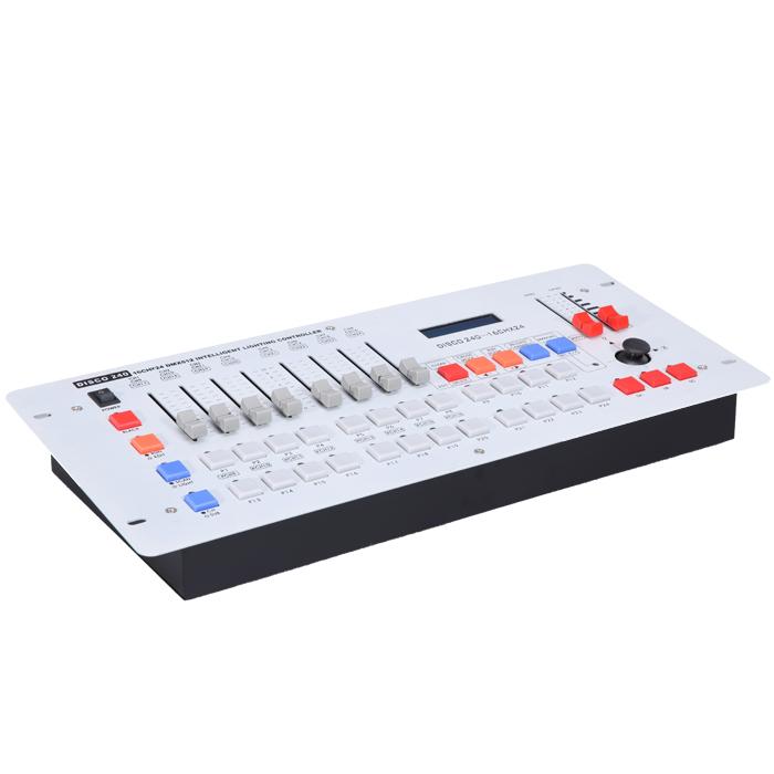 240DMX console
