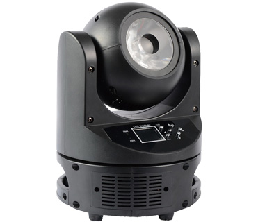 60w 4in1 beam endless rotation moving head led