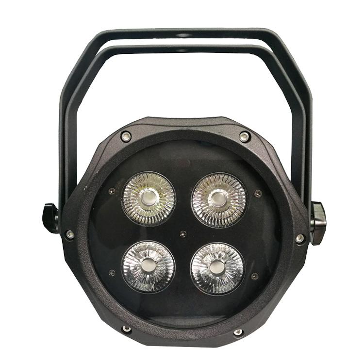 Indoor 4x12w 4in1 5in1 6in1 wash par lights